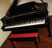 Продаётся рояль Boston GP-163 PE кабинетный,  чёрный.