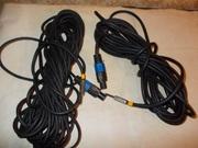 акустический кабель для колонок