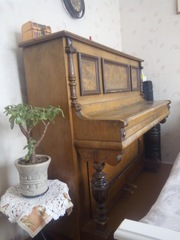 Фортепиано (пианино) gebr zimmermann