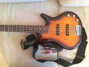 Продам бас гитару IBANEZ Soundgear Gio б/у дешево