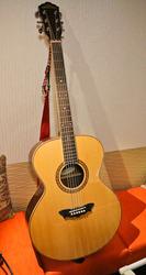 Срочно продаётся хорошая акустическая гитара