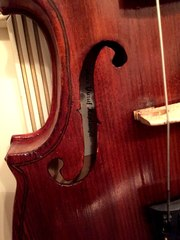 Мастеровая турецкая скрипка