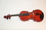 Скрипка с ладами на грифе. 4/4. Со звукоснимателем.