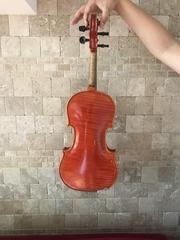 Скрипка целая,  копия Гварнери,  неизвестный мастер