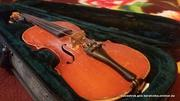 Скрипка 3/4,  1962 года