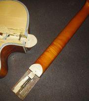 Ремонт акустических гитар